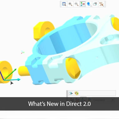 What's new in Direct 2.0