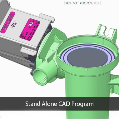 Stand Alone CAD Program